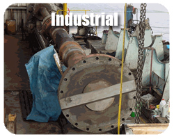Drive Shafts, Prop Shafts and Drive Lines for Industrial Applications